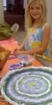Emily's Lavender Rug